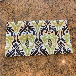 12x19 damask throw pillow case